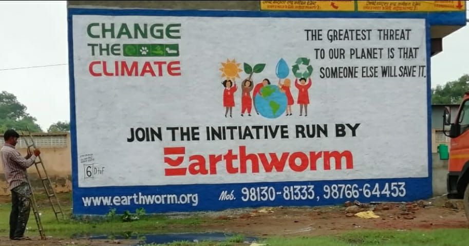 Change the climate